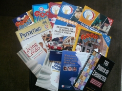 collection of educational books