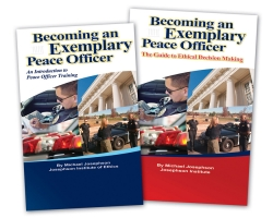 Law Enforcement decision making booklets - editing