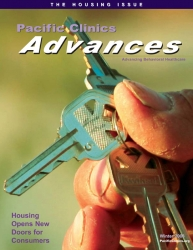 Advances magazine - reporting, writing, editing, redesign